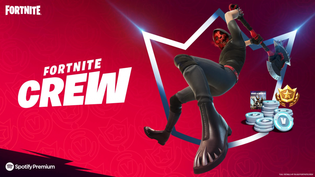 What Did You Get In Every Fortnite Crew Pack? (May 2020)